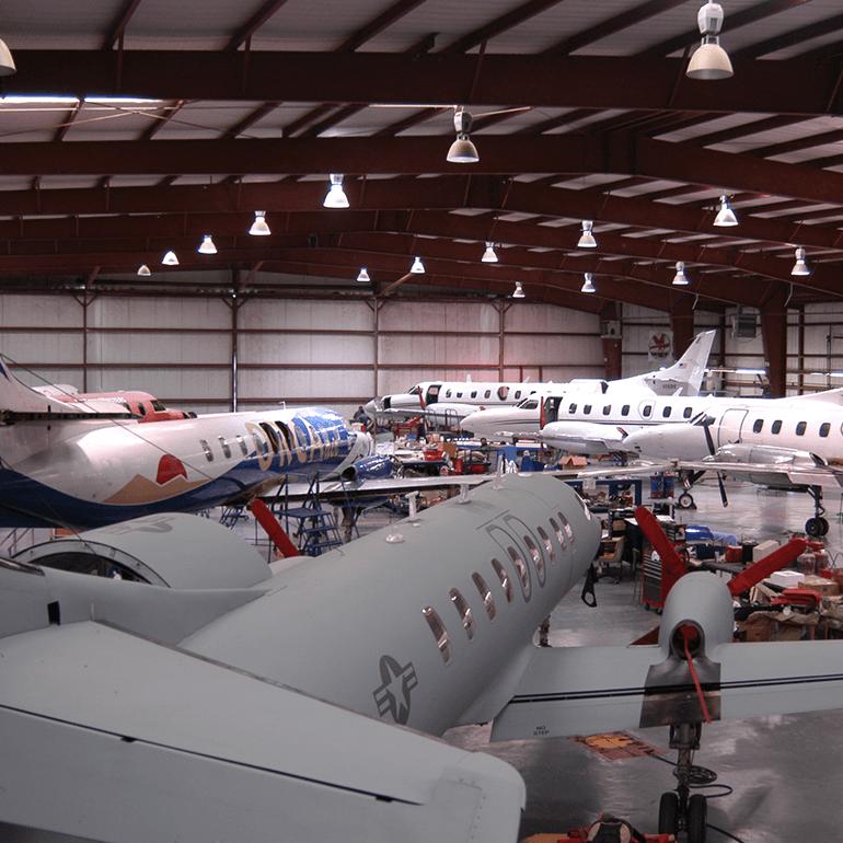 Aircraft Repair & Overhaul