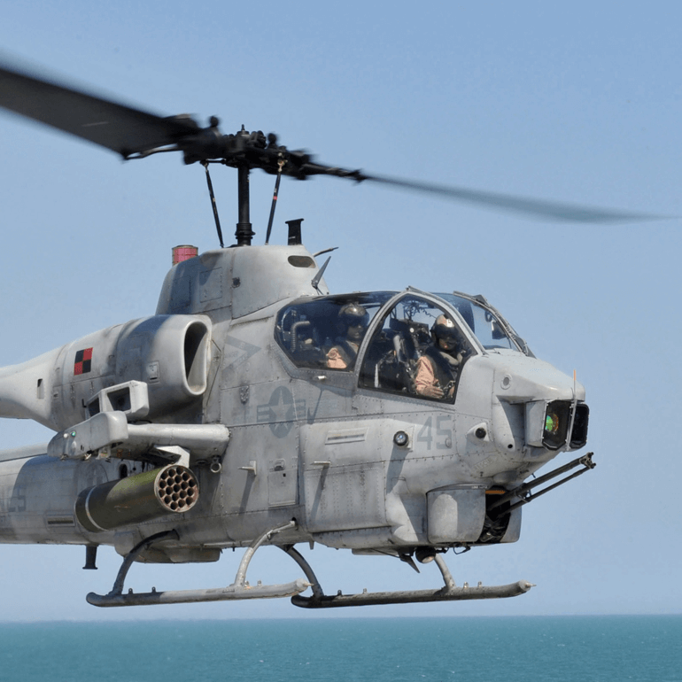 Rotary-Wing Upgrades
