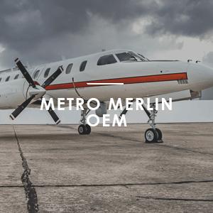 Metro Merlin OEM