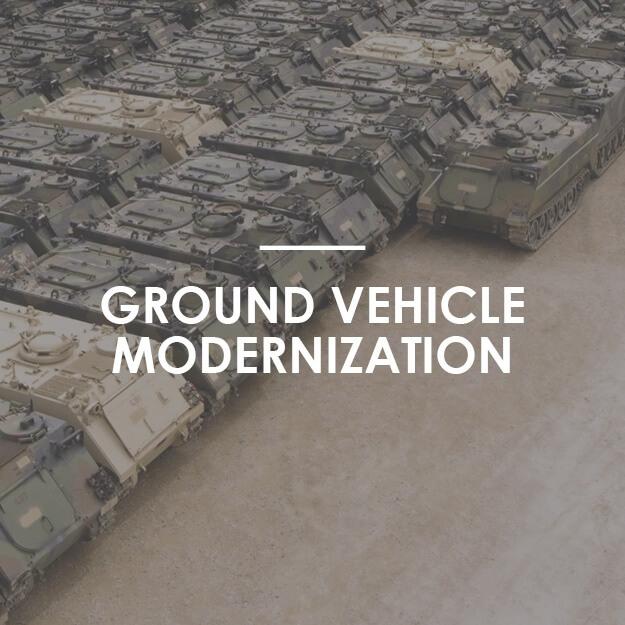 Ground Vehicle Modernization