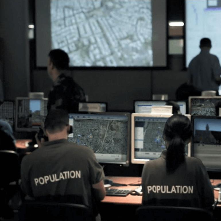 Command Center Training