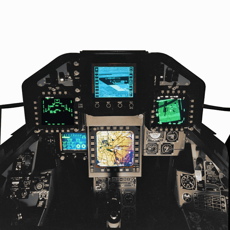EVA-Embedded Virtual Avionics
