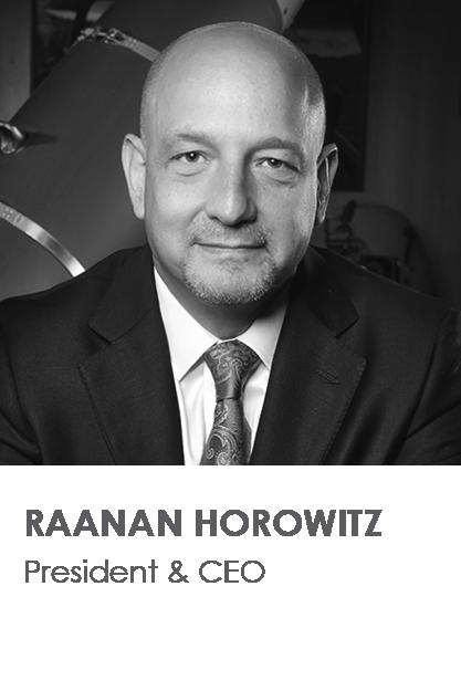 Raanan Horowitz