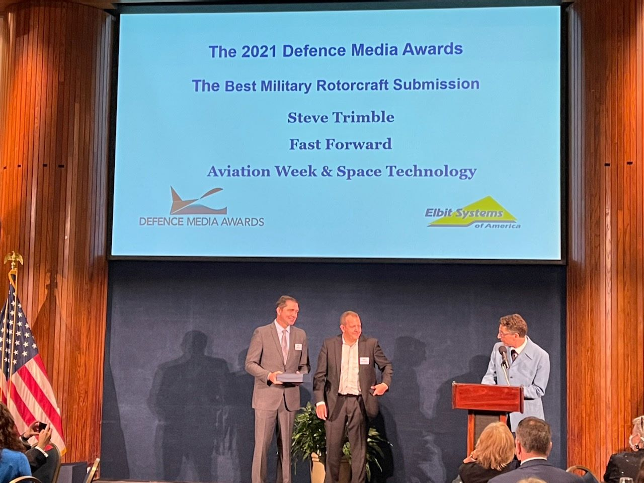 Defence Media Awards Recognizes the Best Journalists in the Industry