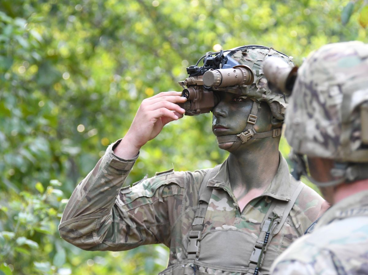 Elbit Systems of America Awarded $54 Million Order as Part of the U.S. Army's Enhanced Night Vision Goggle – Binocular (ENVG-B) Program